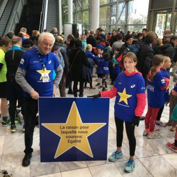 Release Jugend läuft für Europa