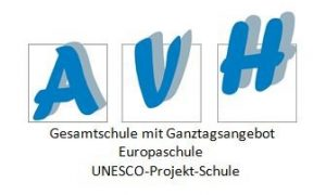 Logo AvH, Rüsselsheim
